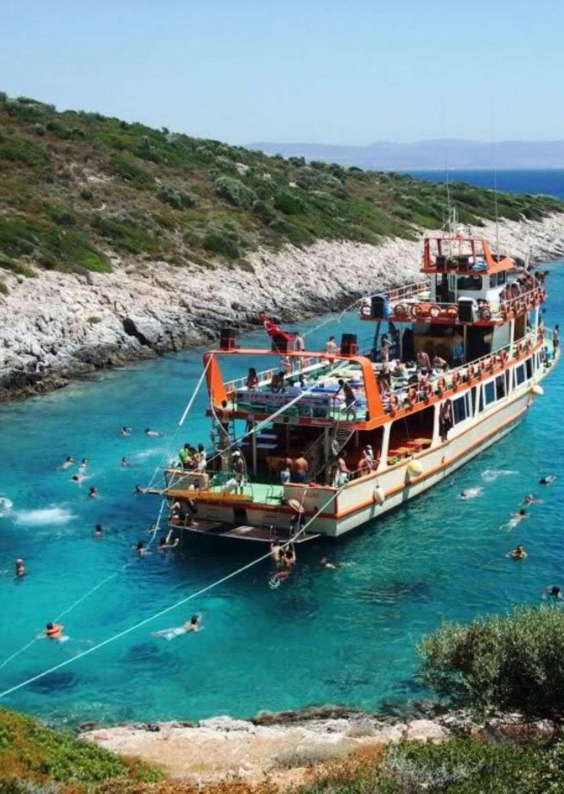 Günlük Tekne Turu